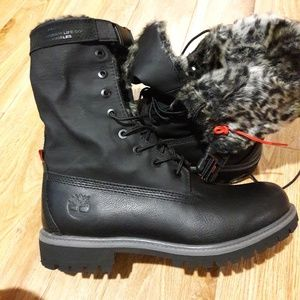 Mens Stampd X Timberland Gaiter Boot